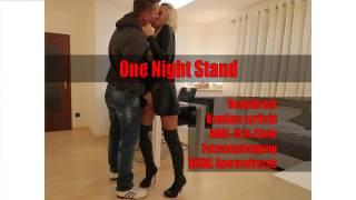 ONE NIGHT STAND Schlampe! 3Loch Fickstute bekommt XXL FACIAL