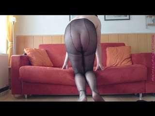Sexy in der Ferienwohnung 2019 - 3 ** Strumpfhose **
