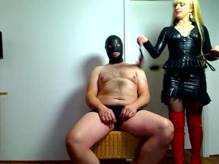 Ella`s SklavenVerarschung der Extraklasse