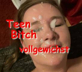 Spermageile Teen Bitch