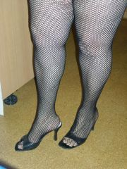 müssen mich tragen deswegen halte ich sie in Ehren ;-) und sie können viel mit dir anstellen - Beine und Füße -