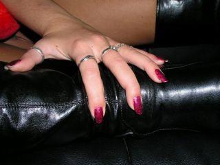 Meine Finger Nägel