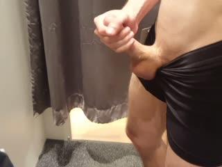 Boxershort im Laden umgefärbt