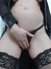 Erste Einblicke in meine erotische Wäsche und was ich gerne so zur Schau trage :-)