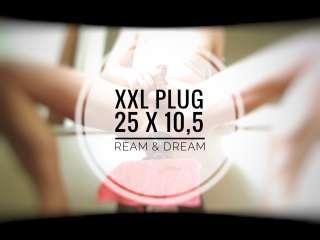 XXL * 25 x 10,5 * Plug