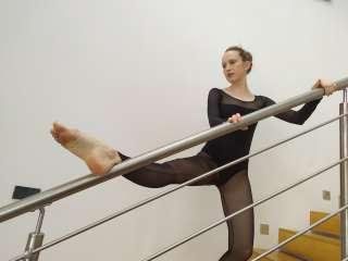 ich tanze Ballet,,, vielleicht mal für dich?