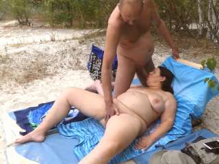 Sex am FKK Strand