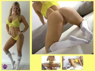 Fitness anal Pornos