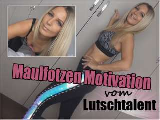 Maulfotzen-motivation vom Lutschtalent
