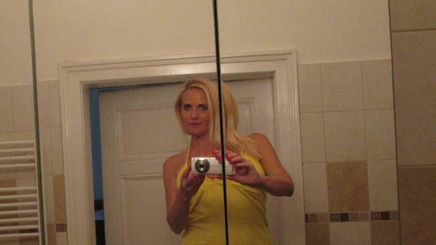 Heisse-Blonde