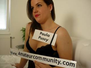 PaulaPussy