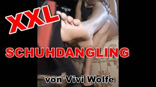 XXL Schuhdangling I Mega Fußfetisch