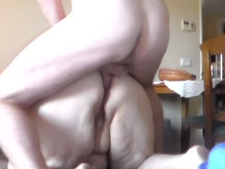 John is Peeing and Cumming on Jens Asshole