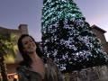 Weihnachtliche Grüße aus Los Angeles