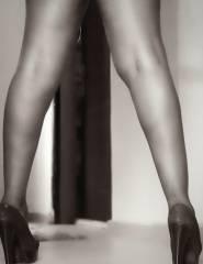 High heels,butt and sex
