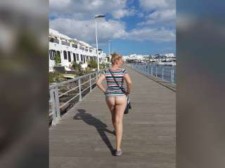 Flashing Holiday in Lanzarote